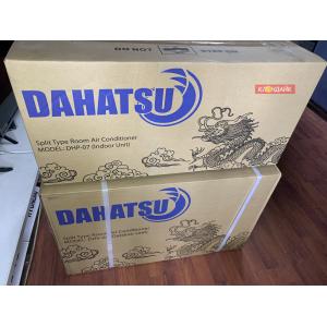 Dahatsu DHP-07/DHV-07 - премиальный японец